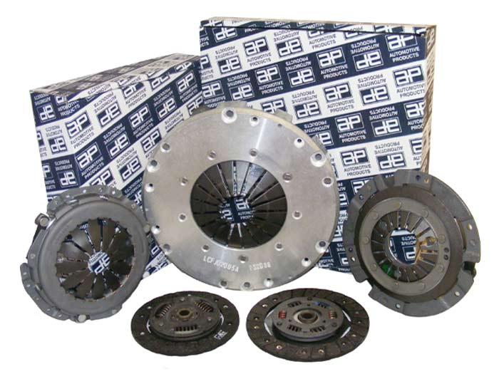 Automotive Products - AP Clutches